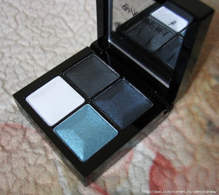 Givenchy Le Prisme 75 Blue collection