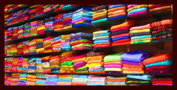 Image result for stacks of saree