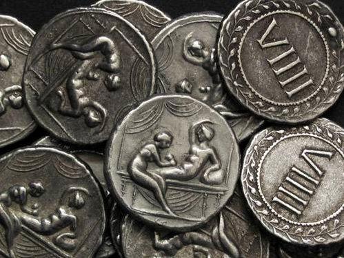 Великое порно римлян