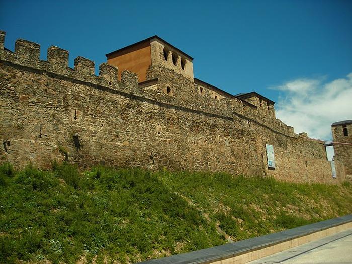 Понферрада (Castillo de Ponferrada) - Замок тамплиеров 91646