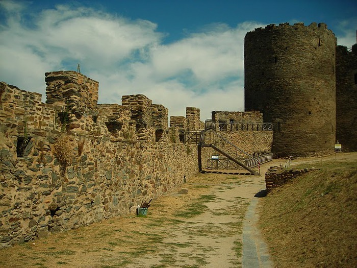 Понферрада (Castillo de Ponferrada) - Замок тамплиеров 89094