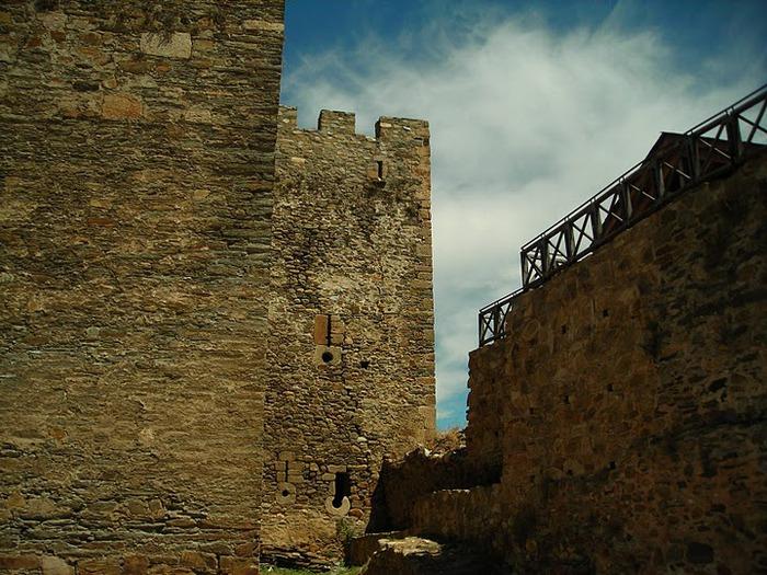 Понферрада (Castillo de Ponferrada) - Замок тамплиеров 24895