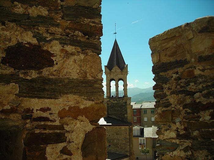 Понферрада (Castillo de Ponferrada) - Замок тамплиеров 21916