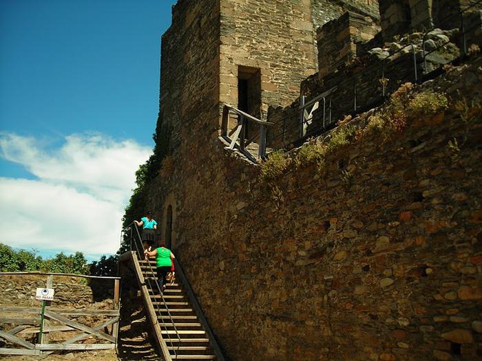 Понферрада (Castillo de Ponferrada) - Замок тамплиеров 96687