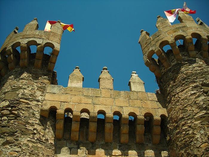 Понферрада (Castillo de Ponferrada) - Замок тамплиеров 32406