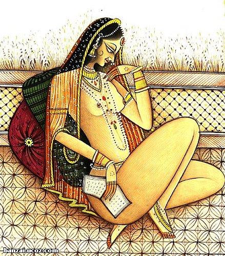 Анальный секс в древней индии