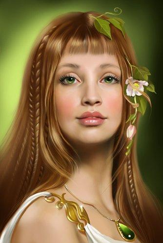 Работы художника - иллюстратора Татьяны Дорониной)) (334x499, 30Kb)