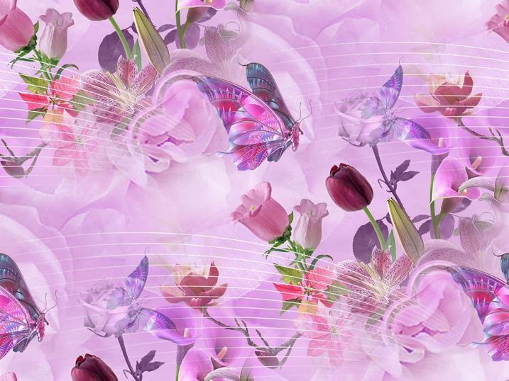 Art Wallpaper Flowers mrm (717x538, 69 Kb)