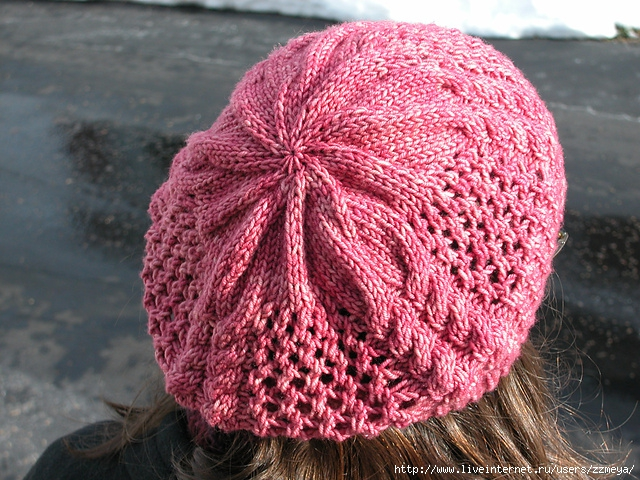 Step Lively Beret by Page Selinsky (640x480, 241 Kb)