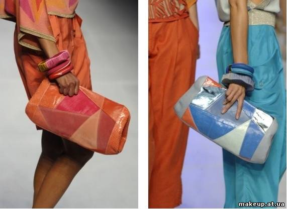 Пэчворк Многие дизайнеры решили устроить на своих сумках настоящую...