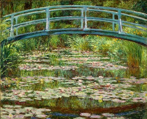 Моне Клод.  Картины и биография.  Monet Claude.