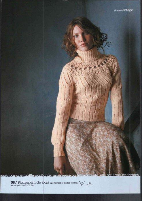 Вязание спицами жакетов и кофточек для женщин из мохера. вязаные пальто...