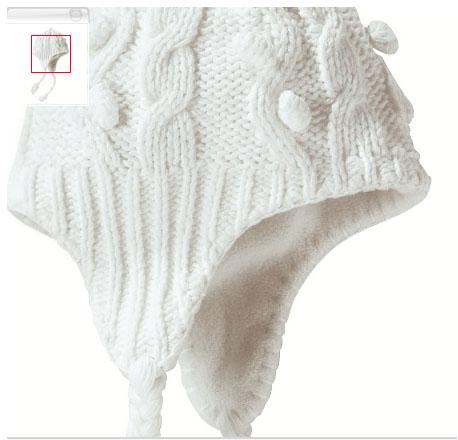 Для шапочки.  Некоторые узоры вязания спицами.