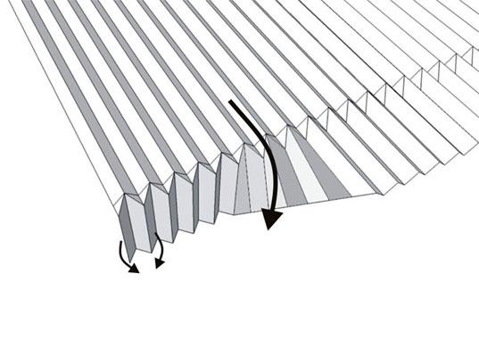 оригами летучая мышь.