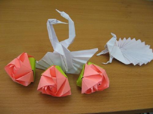 Существует множество версий происхождения оригами.  Одно можно сказать...