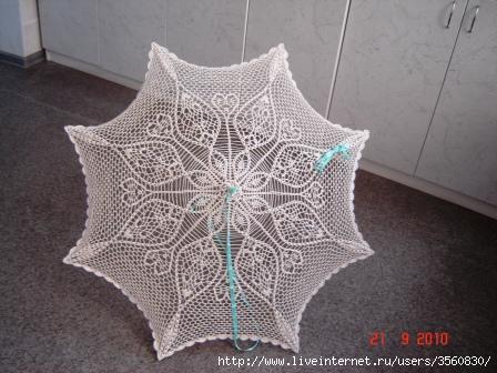 поделки из старого зонта.