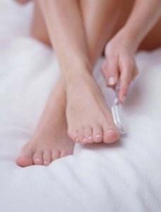 Чем мазать косточки на ногах чтобы не росли