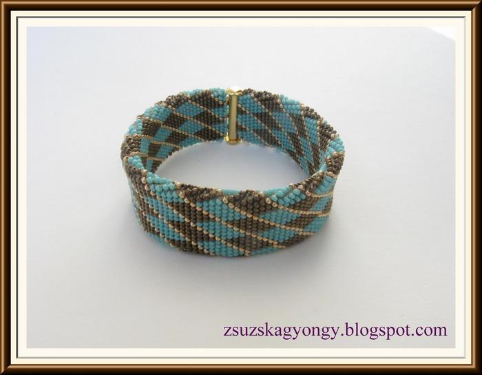 Вязание браслетов схемы.