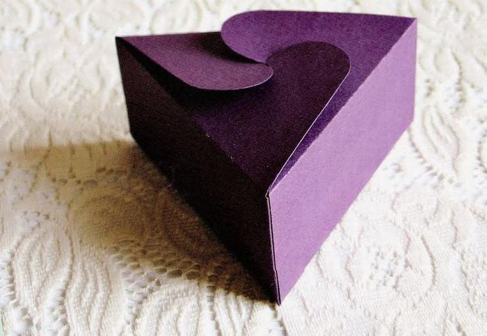 Часть 2. Часть 5. Часть 6. Часть 7 - Коробочки из картона.