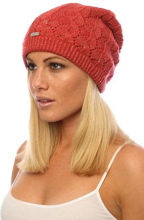 Осенняя шапочка для девочки. вязаная шапка для девочки спицами.