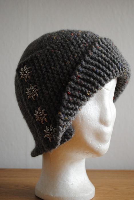 Шляпка - шапка робин гуд мастер класс для начинающих #3