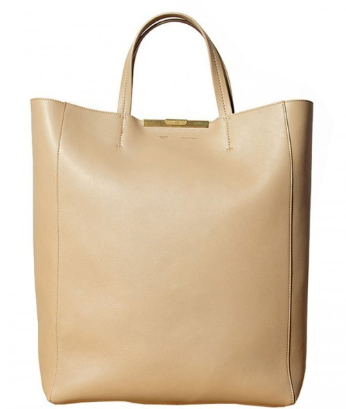 Celine just released its new bag collection for the Spring / Summer.