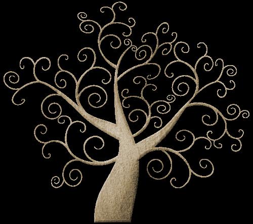 Дерево Без Листьев Картинки Для Детей
