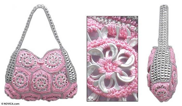 вязаные сумки крючком с описанием, пачка юбка и вязание спицами для.