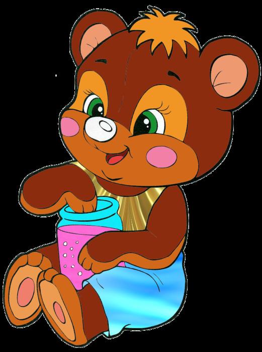 Картинки мишутка для детей