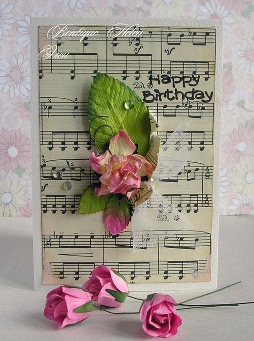 Сюрприз на день рождения открытки с мелодией, днем граненого стакана