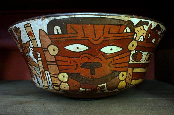 a summary of the nazca art