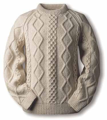Узоры детских свитеров спицами.