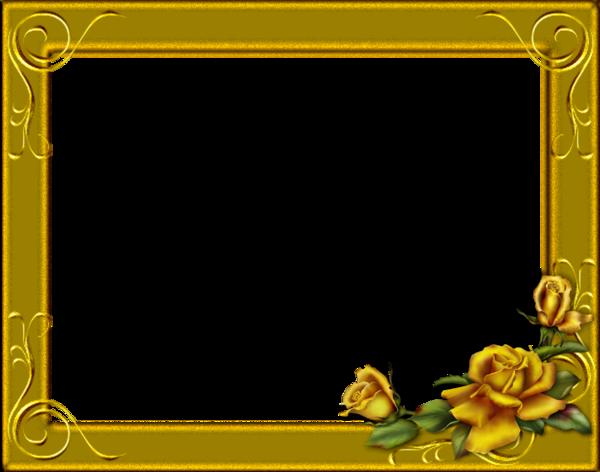 ещё желтые рамки для открыток был восхищен