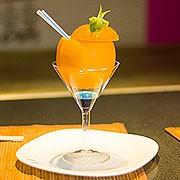 """Фруктовый коктейль  """"Сеньор Апельсин """""""