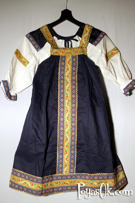 Сарафан детский, выкройка сарафана, женские сарафаны.  21.10.2010.