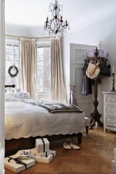 спальни.  Фото интерьеров спален.