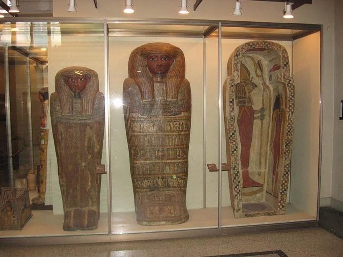саркофаг в египте фото ней появляется