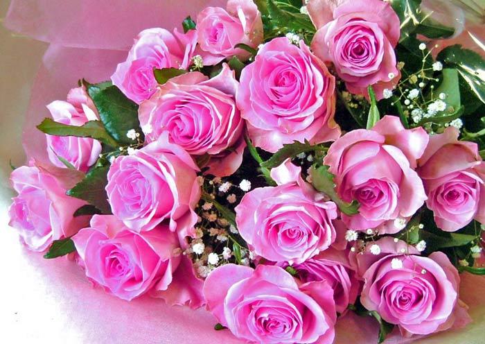 Невесты, поздравление букет 30 лет девушке