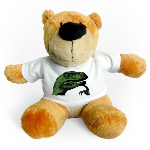 Откроем вам небольшой секрет: мишек Тедди любят все, даже мужчины.