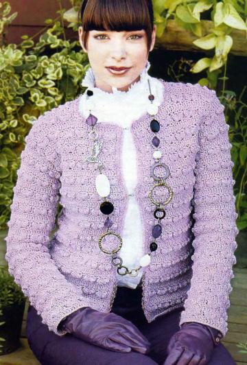 узоры вязания спицами на свитер для девочки.
