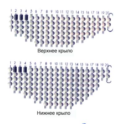 5Параллельное плетение Бисеромания.Ру-Всё от А до Я о бисере.