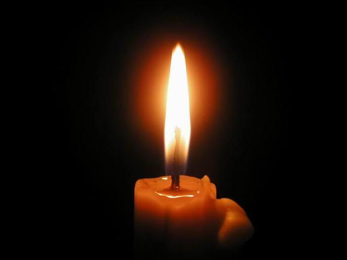 лучших поминальная свеча горит картинки находится