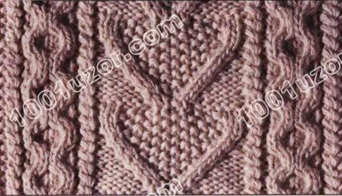 ирландские узоры - араны спицами. схемы вязания. ирландские узоры крючком.