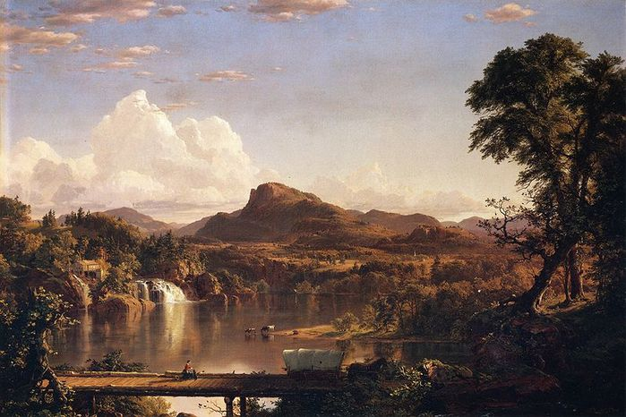 Frederic_Edwin_Church_(1826-1900)New_England_Scenery_Frederic_Edwin_Church_1851 George Walter Vincent Smith Art Museum (700x466, 75Kb)