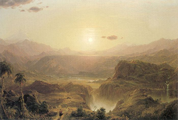 Frederic_Edwin_Church_(1826-1900),_The_Andes_of_Ecuador,_c__1855,_HAA Honolulu Academy of Arts (700x470, 56Kb)