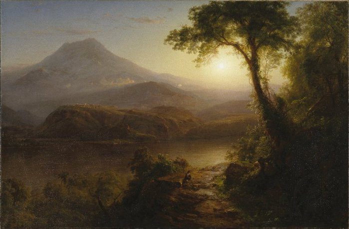 Frederic_Edwin_Church_(1826-1900)Brooklyn_Museum_-_Tropical_Scenery_-_1873 Brooklyn Museum (700x459, 59Kb)
