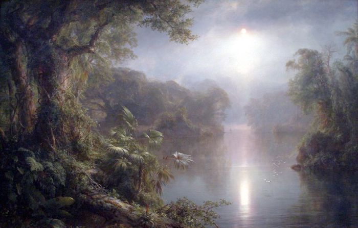 Frederic_Edwin_Church_(1826-1900)Morning_in_the_Tropics-1877 National Gallery of Art (700x447, 48Kb)