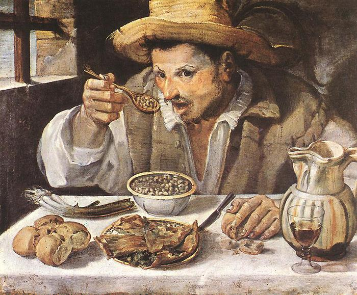 Annibale_Carracci_The_Beaneater (700x579, 104Kb)