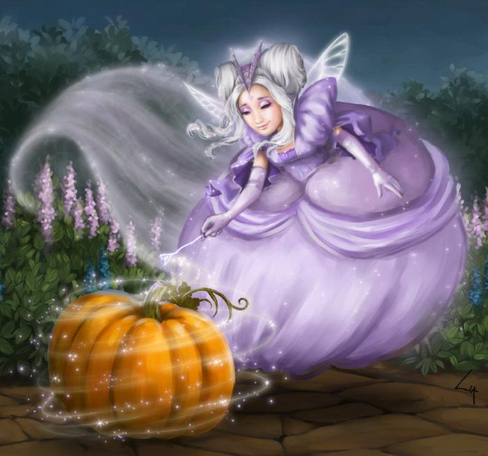 F_10_Cinderella_Godmother (700x655, 118Kb)