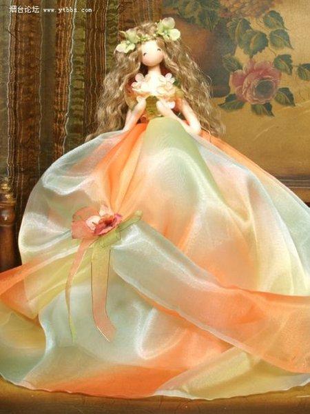 Куклы- балерины (примитивы и тряпиенсы) с выкройками.  Кто.